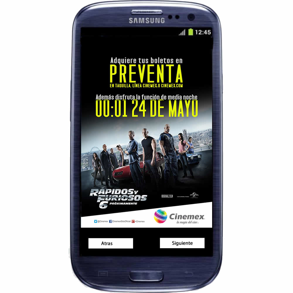 agencia publicidad MOVIL celulares marketing peru