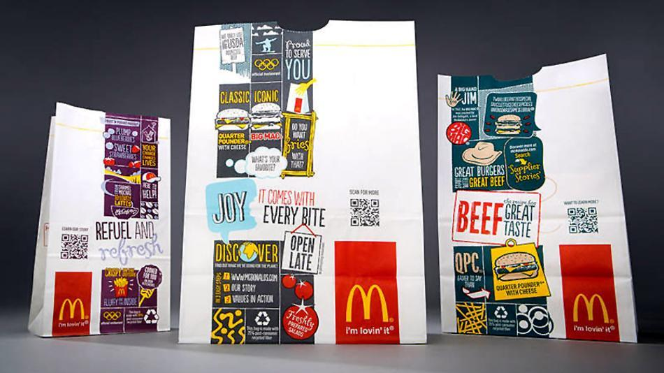 McDonalds-QR-campañas-chile-peru-mexico-colombia-empaques-packaging