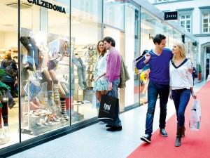 compras -centro comercial