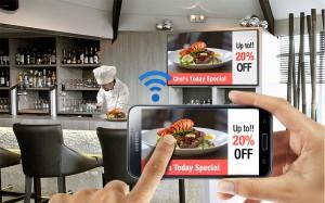 publicidad fisica y virtual
