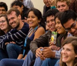 jóvenes optimistas latinoamerica
