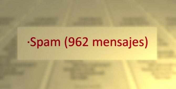 spam publicidad emailing