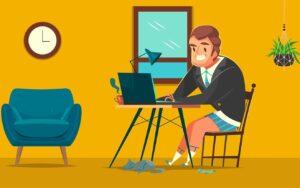 Odio los lunes Permítete ser menos productivo (al menos un rato): estás trabajando en mitad de una pandemia